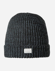 Barts Juan Beanie Hat - Dark Heather