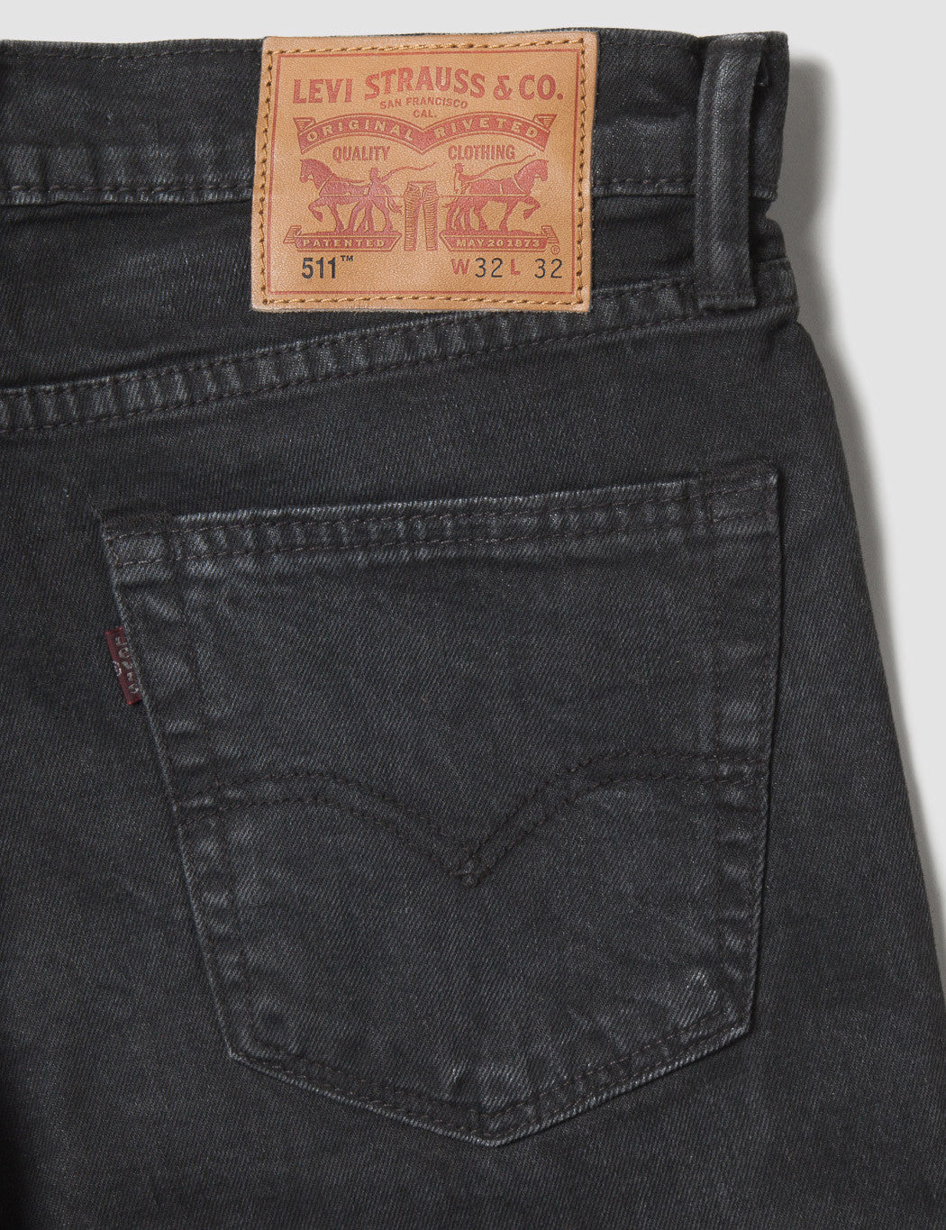 Levis 511 Slim Fit Jeans - Salt Point