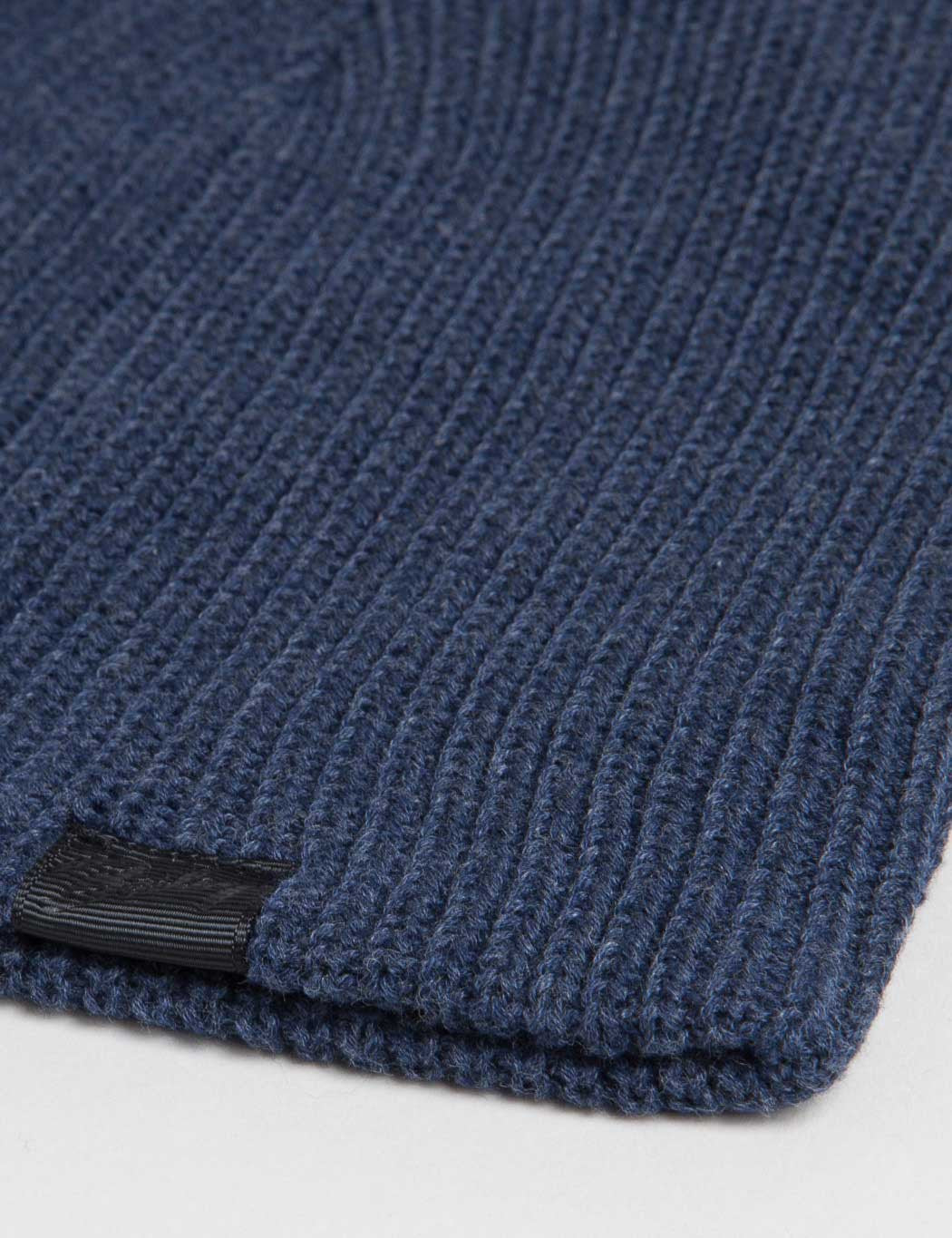 Bailey Nathaniel Beanie Hat - Navy