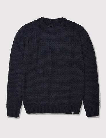 Dickies Bloomfield Knit Jumper - Dark Navy