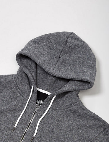 Dickies Dixon Hooded Sweatshirt - Black Heather