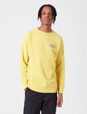 Dickies Briggsville Sweat - Dusk Yellow