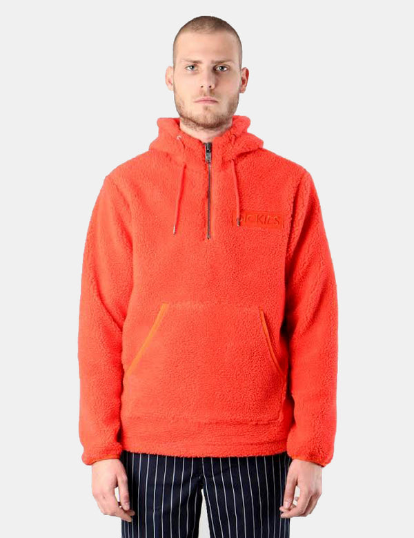 Dickies Esmont Hooded Fleece - Orange