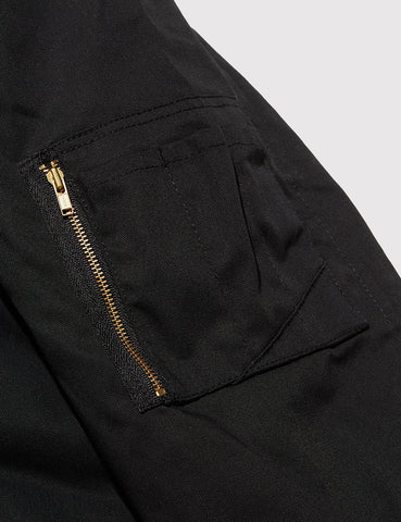 Dickies Taylorsville Bomber Jacket - Black