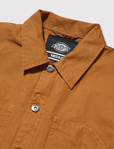 Dickies Garland City Jacket - Brown Duck