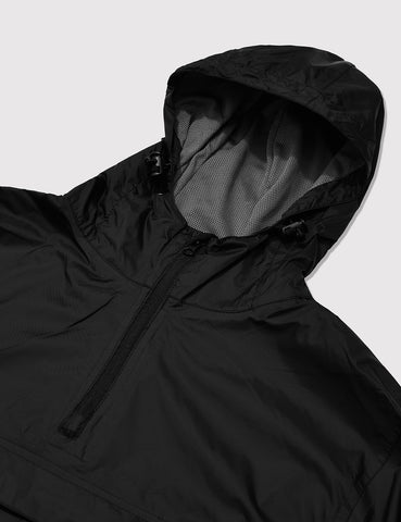 Dickies Centre Ridge Packable Waterproof Jacket - Black