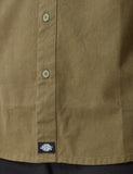 Dickies Avella Shirt - Dark Olive