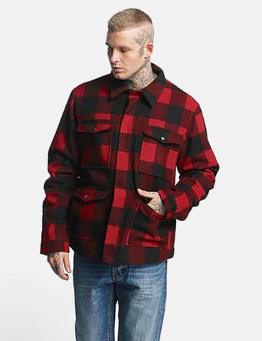 Dickies Bloomsburg Jacket - Red