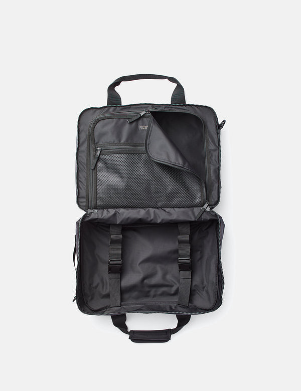 Filson Ripstop Nylon Pullman Bag - Black