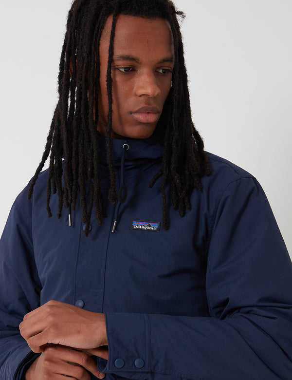 Patagonia Isthmus (3-in-1) Jacket - New Navy Blue