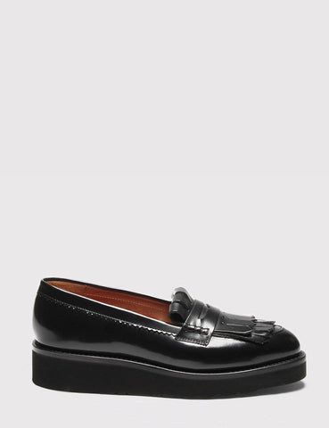 Womens Grenson Juno Shoe - Black