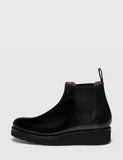 Grenson Womens Lydia Calf Chelsea Boot - Black