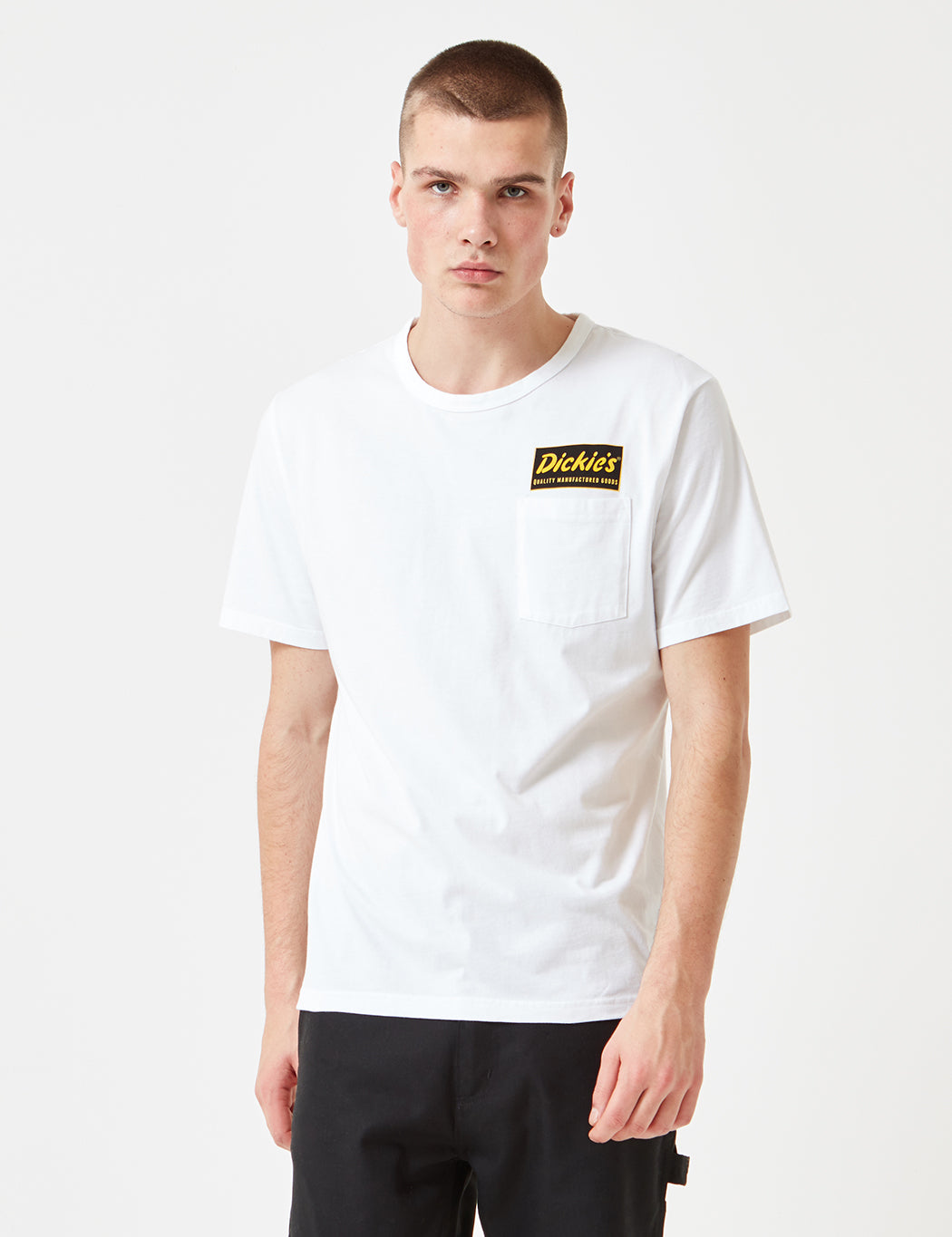 Dickies Franklin Park T-Shirt - White