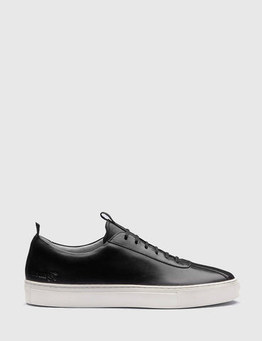 Womens Grenson Sneakers 1 - Black