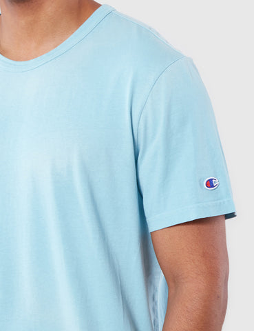 Champion Reverse Weave T-Shirt - Blue