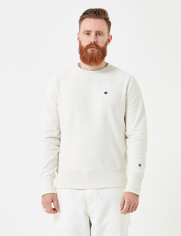 Champion Reverse Weave Sweatshirt - Vappy Grey