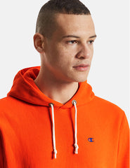 Champion Reverse Weave Hooded Sweatshirt - Orange