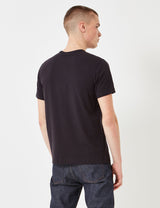 Champion Reverse Weave T-Shirt - Black