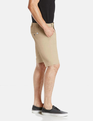 Levis Chino Shorts (Straight) - True Chino Ecru