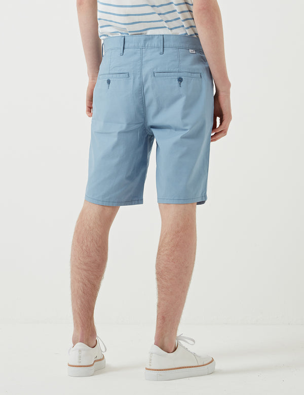 Short Chino Levis (Droit) - Mock Blue