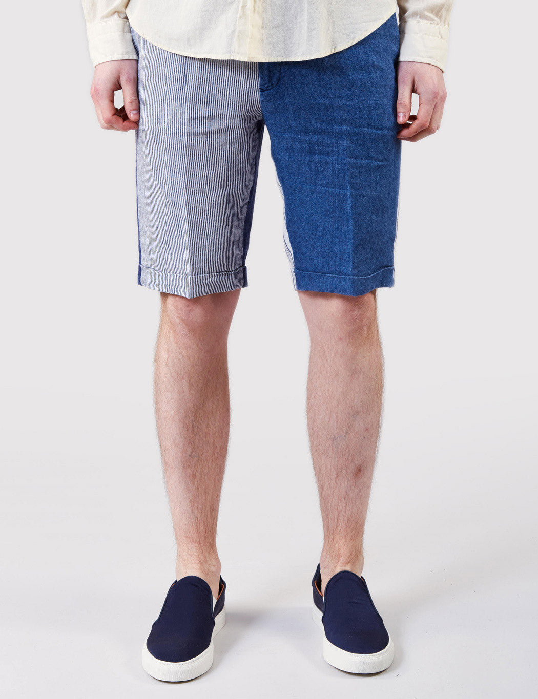 Gant Rugger Patched Shorts - Classic Blue