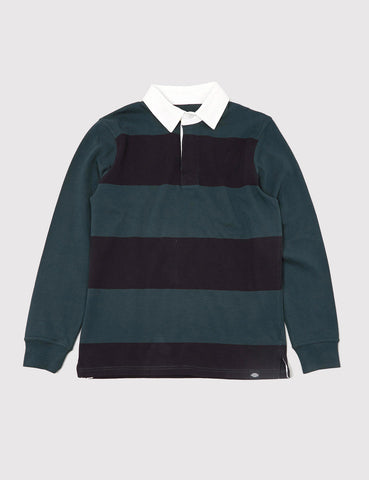 Dickies Cedar Key Rugby Shirt - Green Gables