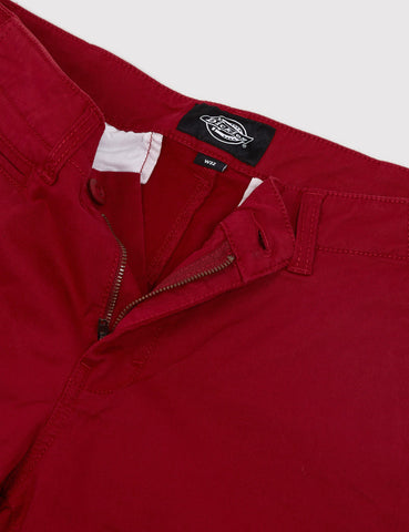 Dickies Palm Spring Shorts - Aged Brick Red