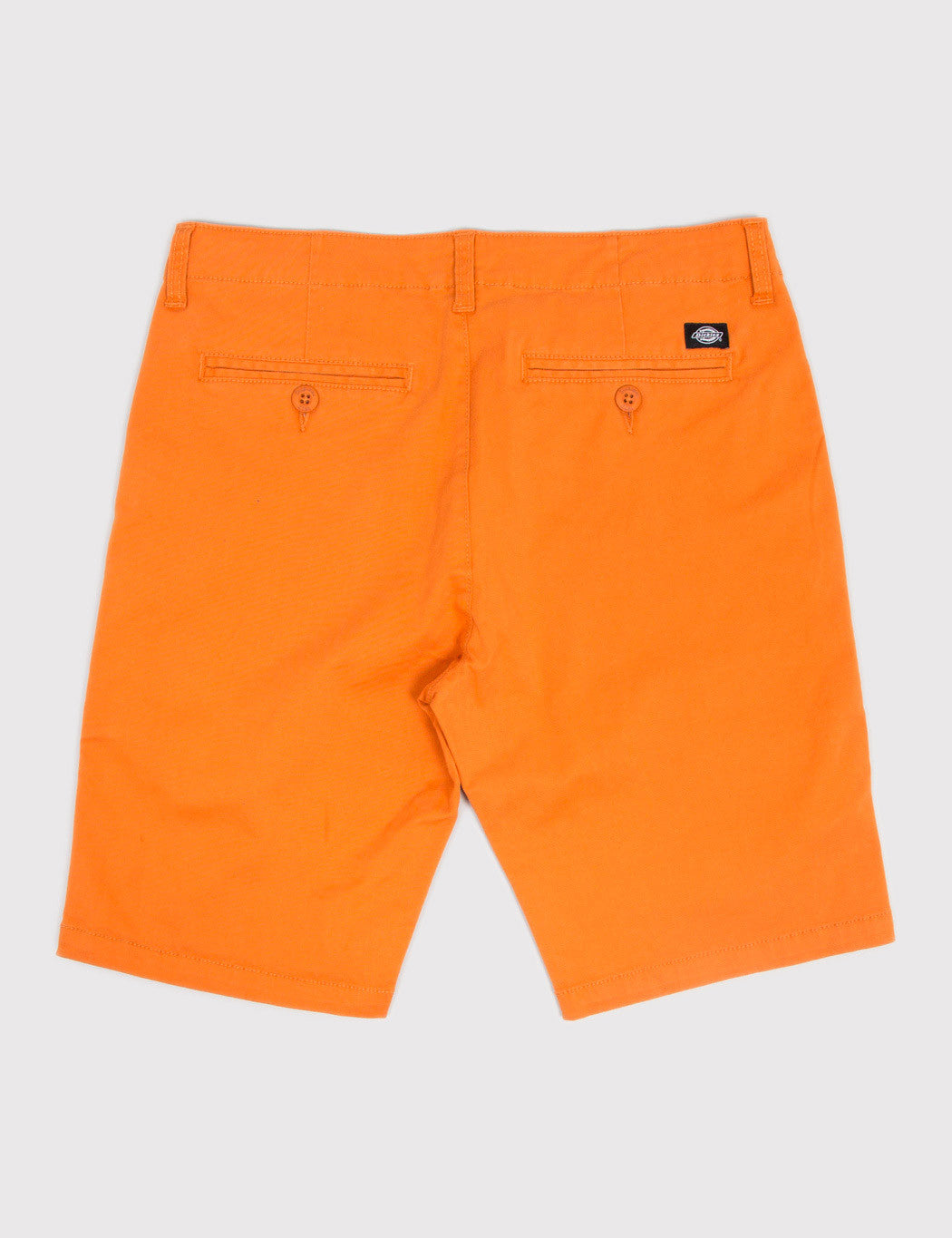 Dickies Palm Spring Shorts - Harvest Pumpkin Orange