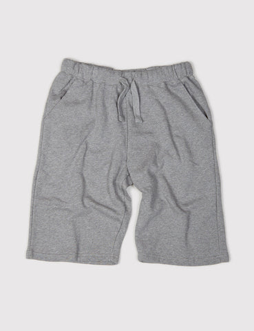 Dickies Fallbrook Jersey Shorts - Grey Melange