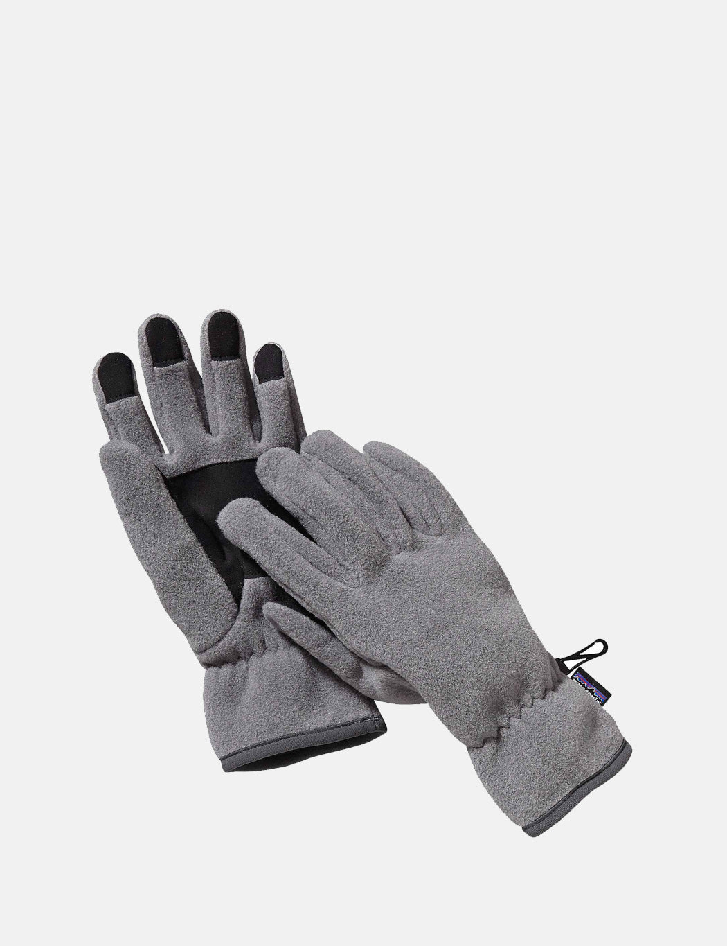 Patagonia Synch Gloves (Fleece) - Nickel Brown