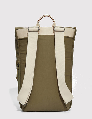 Levis Utility Rolltop Backpack - Green