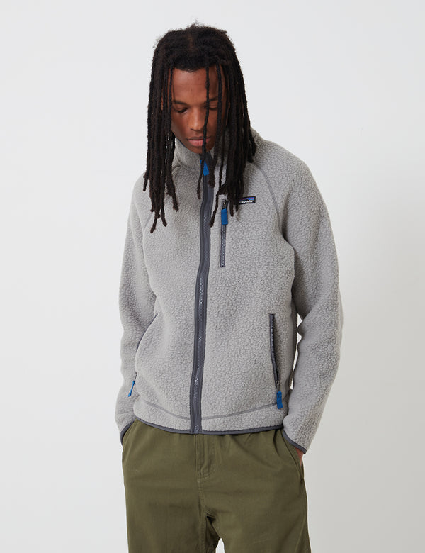 Patagonia Retro Pile Jacket - Feather Grey