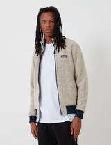 Patagonia Woolyester Fleece Jacket - Oatmeal Heather