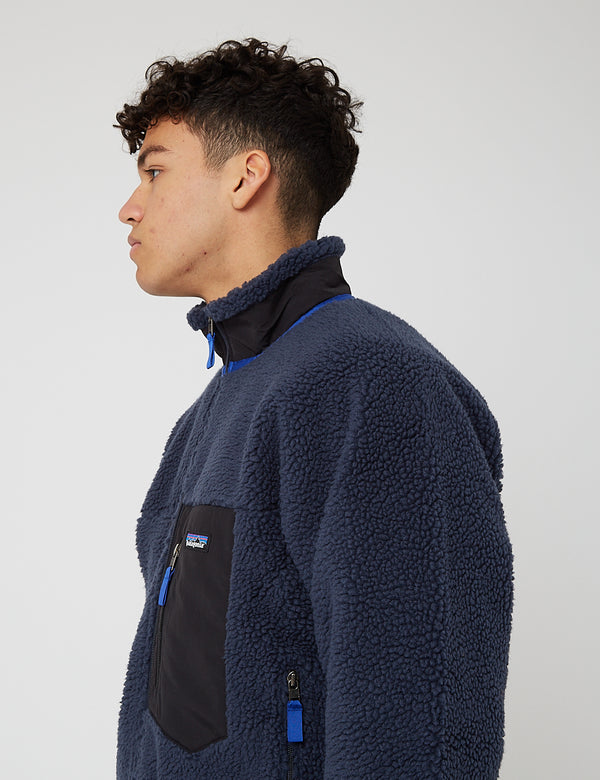 Patagonia Classic Retro-X Jacket - New Navy Blue