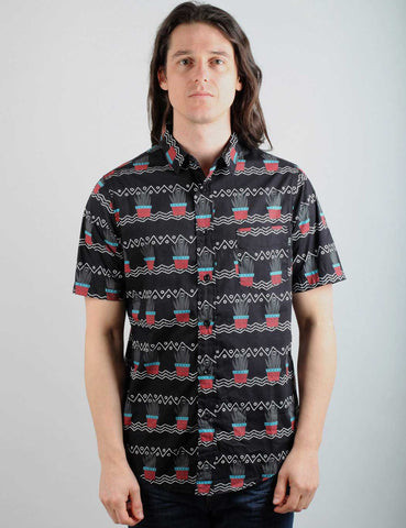 Only NY Planter Shirt - Black