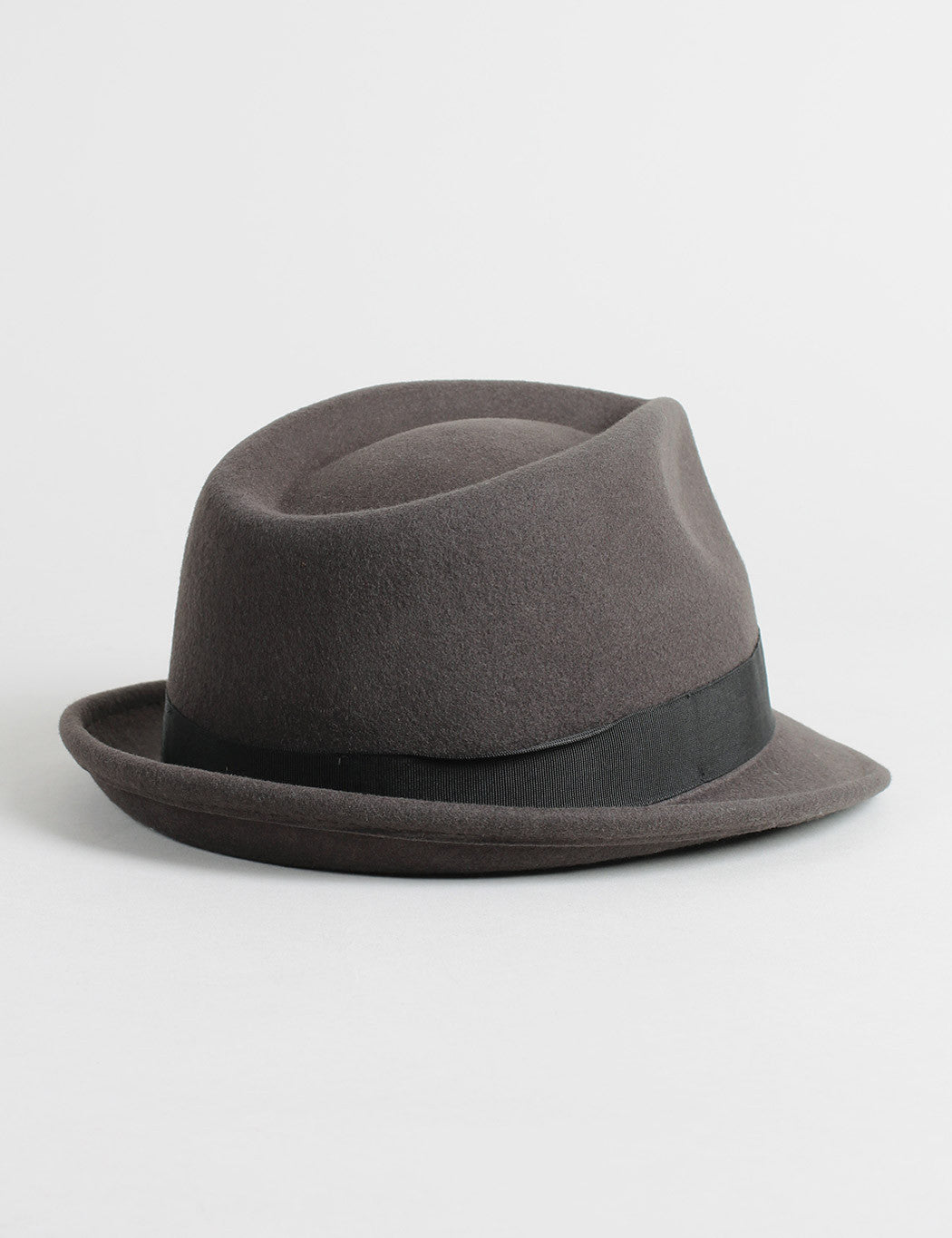 Stetson Richmond Felt Feather Trilby Hat - Forest Green