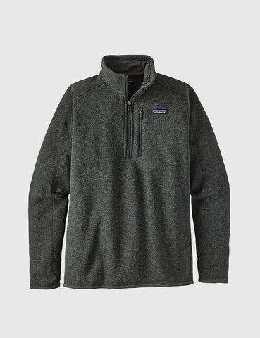 Patagonia M's Better Zip Sweatshirt - Carbon Grey