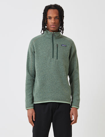 Patagonia M's Better Zip Sweatshirt - Matcha Green