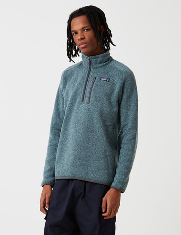 Patagonia M's Better Zip Sweatshirt - Shadow Blue