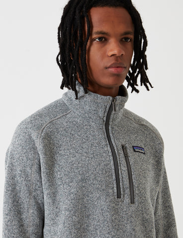 Patagonia M's Better Zip Sweatshirt - Stonewash Grey