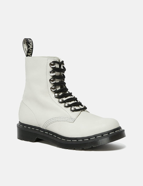 Dr Martens 1460 Pascal Boot (26104115) - Bone White