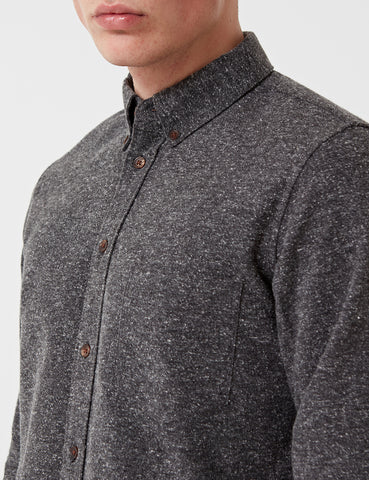 Levis Made & Crafted Standard Shirt - Grey Donegal