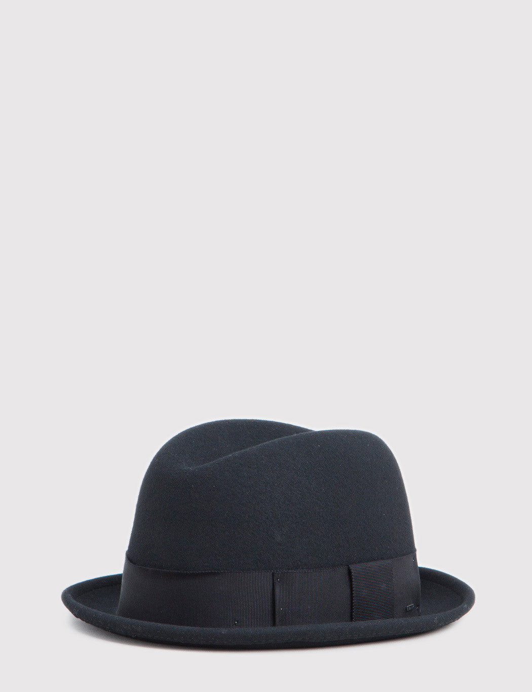 Bailey Timson Centre Crease Tribly Hat - Black - Black / L (58-59cm)