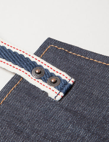 Dickies Selvedge Denim Apron - Raw Blue