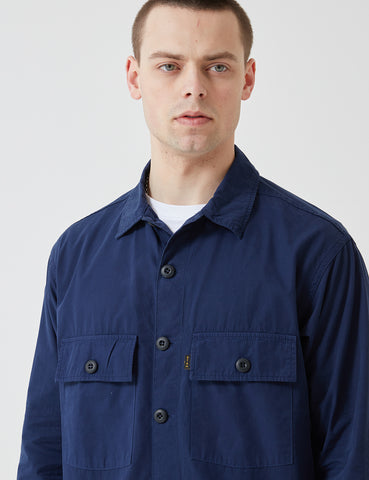 Stan Ray CPO Shirt - Centuary Navy