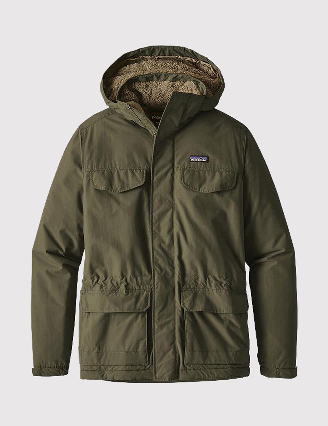 Patagonia Isthmus Parka - Industrial Green
