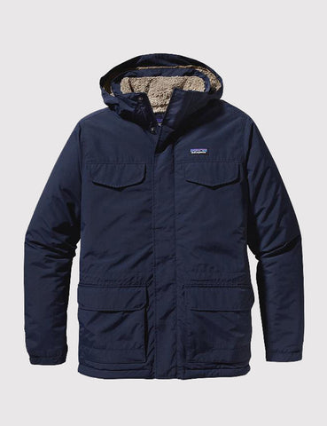 Patagonia Isthmus Parka - Navy Blue