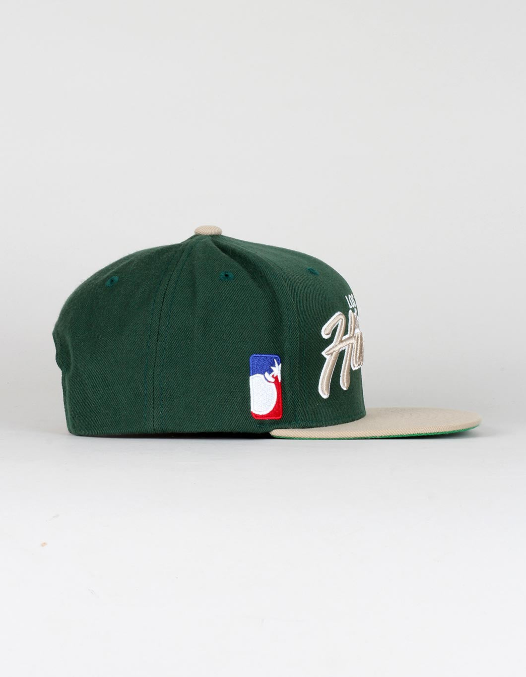 The Hundreds Team Two Snapback Cap - Forest Green