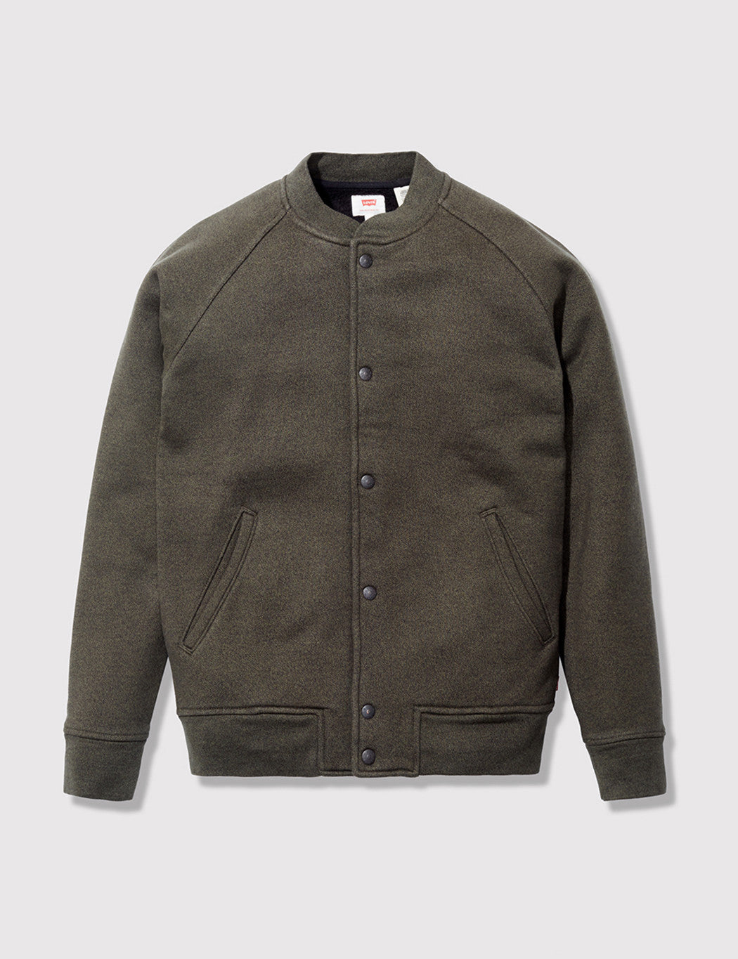 Levis Fleece Bomber - Olive Night