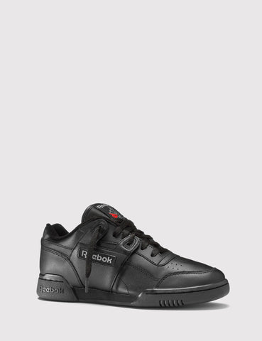 Reebok Workout Plus - Black/Charcoal